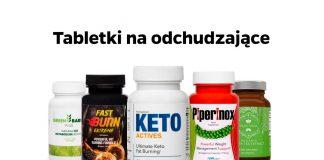 Tabletki na odchudzające